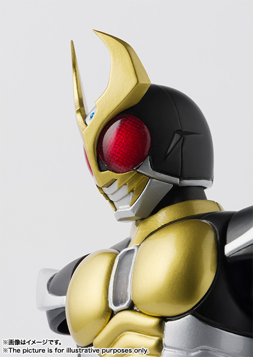S.H.Figuarts MASKED RIDER AGITO GROUND FORM