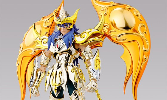 Saint Cloth Myth EX Scorpion Milo (God Cloth)