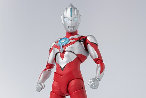 S.H.Figuarts Ultraman Orb Origin The First