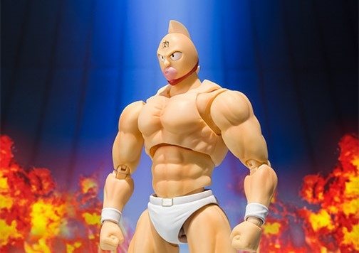 S.H.Figuarts Kinnikuman Original Color Edition