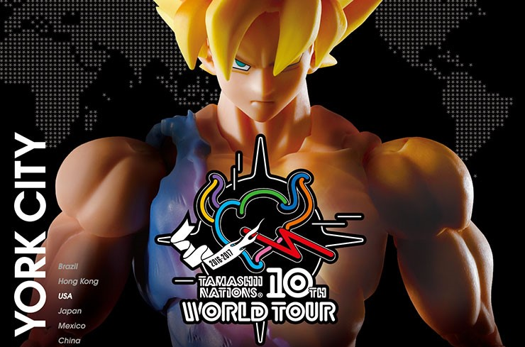 Tamashii World Tour New York