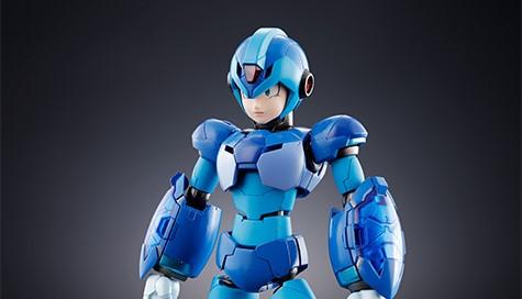 Chogokin ROCKMAN X GIGA ARMOR X