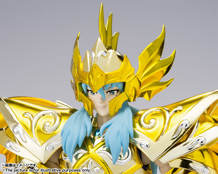 Saint Seiya Cloth Myth EX Pisces Aphrodite (God Cloth)