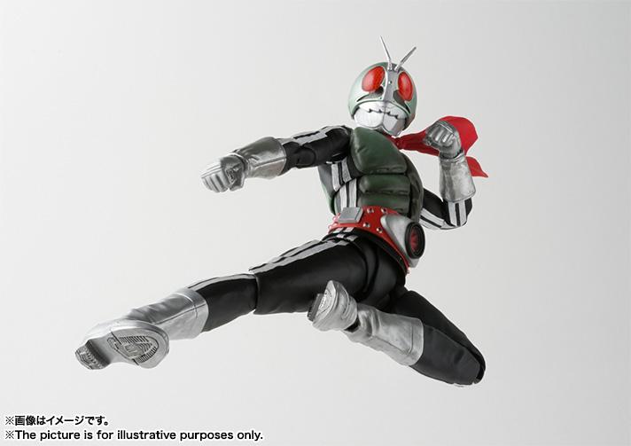 S.H.Figuarts Shinkocchou Seihou Kamen Rider 1