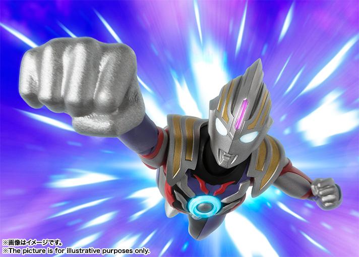 S.H.Figuarts Ultraman Orb Spacium Zeperion