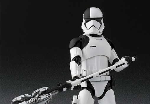 S.H.Figuarts First Order Executive (THE LAST JEDI)