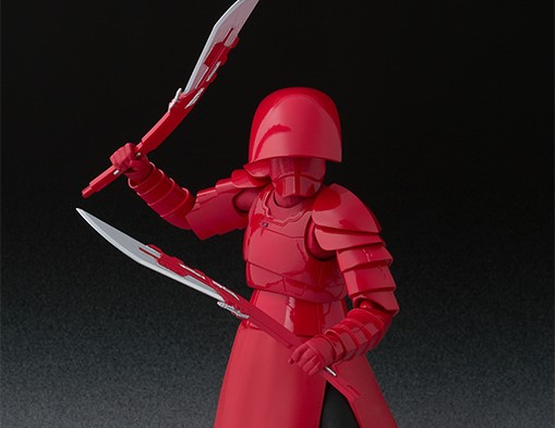 S.H.Figuarts Elite · Pretorian · Guard (double blade)