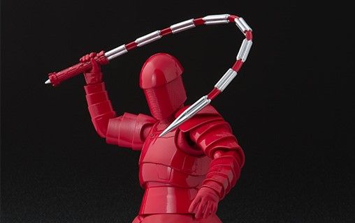S.H.Figuarts Elite · Praetorian · Guard (Whip Staff)