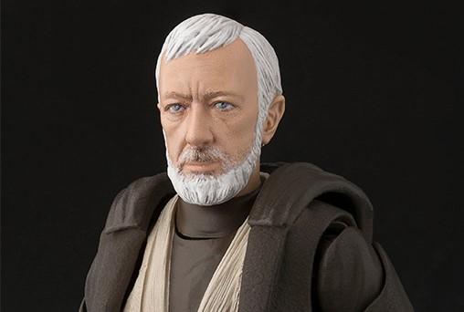 S.H.Figuarts Ben Kenobi (A NEW HOPE)