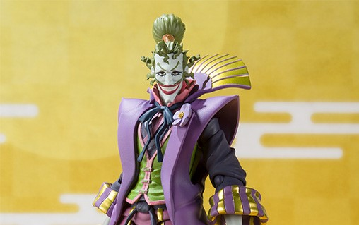 S H Figuarts Dairokutenmaou Joker Batman Ninja Shfiguarts Com