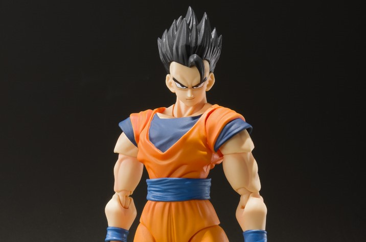 SDCC 2019 EVENT EXCLUSIVE S.H FIGUARTS TAMASHI NATIONS ULTIMATE SON GOHAN DBZ