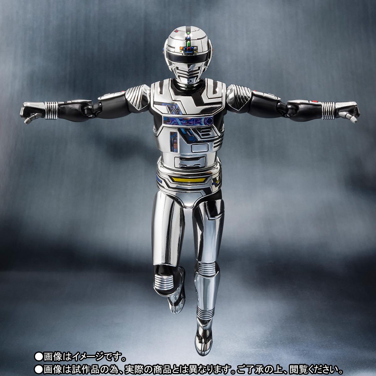 Figuarts Gavan Type G Space Squad Ver Bandai Japan Premium NEW Figure SH S.H