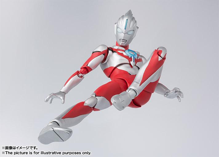 FROM JAPAN S.H.Figuarts Ultraman Orb Orb Origin Action Figure Bandai