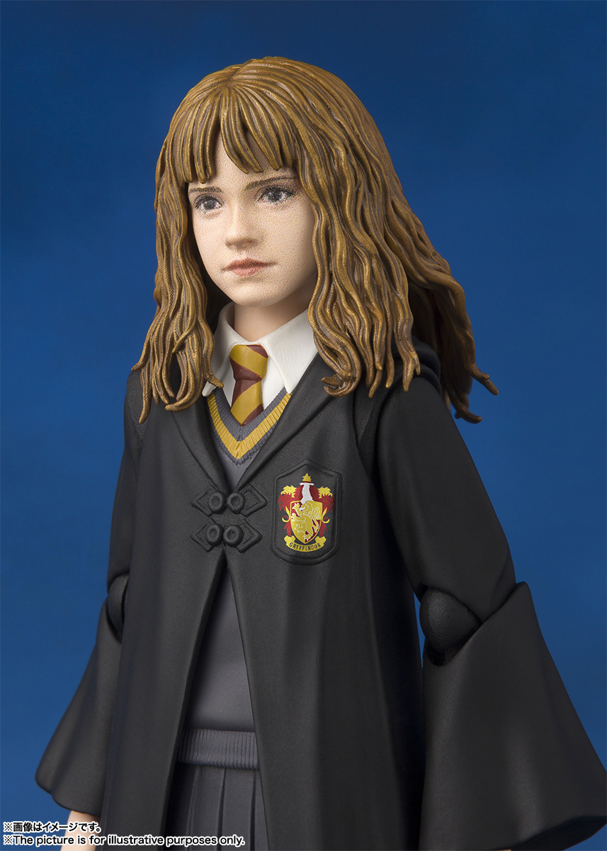 S.H.Figuarts Hermione Granger (Harry Potter and the ...
