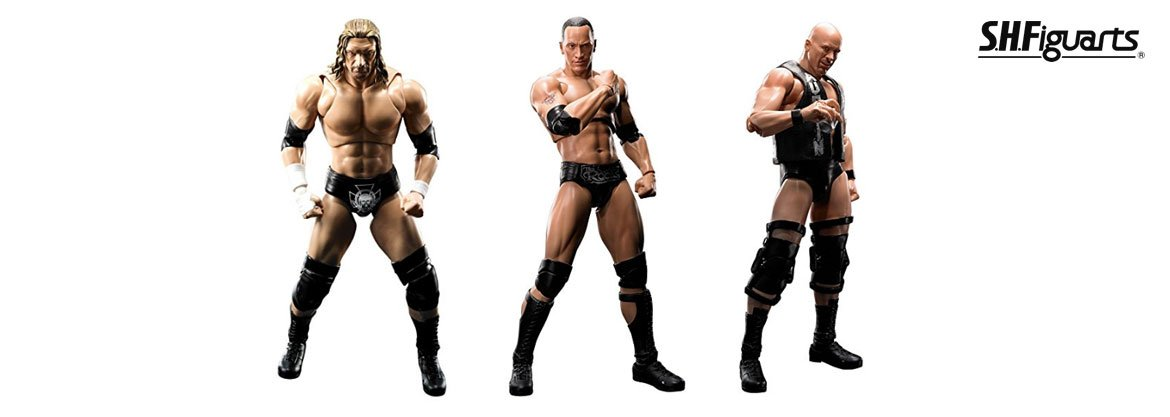 S.H.Figuarts WWE