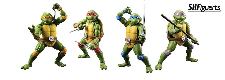 S.H.Figuarts Teenage Mutant Ninja Turtles