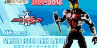 S.H.Figuarts Masked Rider Dark Kabuto