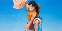 Figuarts Zero One Piece - Monkey D Luffy Brothers Bond