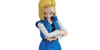 Figure-rise Standard - Dragon Ball: Android #18 Plastic Model