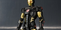 S.H.Figuarts Iron Man Mark 3 - MARVEL AGE OF HEROES EXHIBITION Commemoration color -