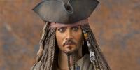 S.H.Figuarts Captain Jack Sparrow