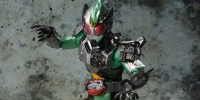 S.H.Figuarts Kamen Rider Amazon New Omega