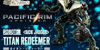 THE ROBOT SPIRITS <SIDE JAEGER> TITAN REDEEMER