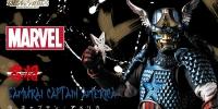 Manga Realization Samurai Captain America