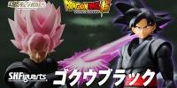 S.H.Figuarts Goku Black