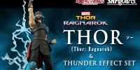 S.H.Figuarts Thor (Thor: Ragnarok) & THUNDER EFFECT SET