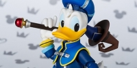 S.H.Figuarts Donald (KINGDOM HEARTS II)