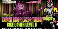 S.H.Figuarts Masked Rider Lazer Turbo Bike Gamer Level 0