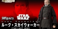 S.H.Figuarts Luke Skywalker (THE LAST JEDI)