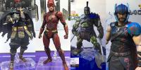 TOKYO COMIC CON 2017 - Bandai Dc, Marvel S.H.Figuarts