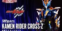 S.H.Figuarts Kamen Rider Cross-Z